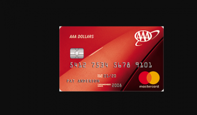 AAA Dollars Platinum MasterCard