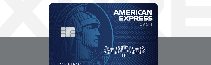 Amex Express Cash Magnet Card