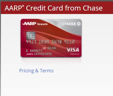 www aarpcreditcard com - Apply for AARP Credit Card from Chase