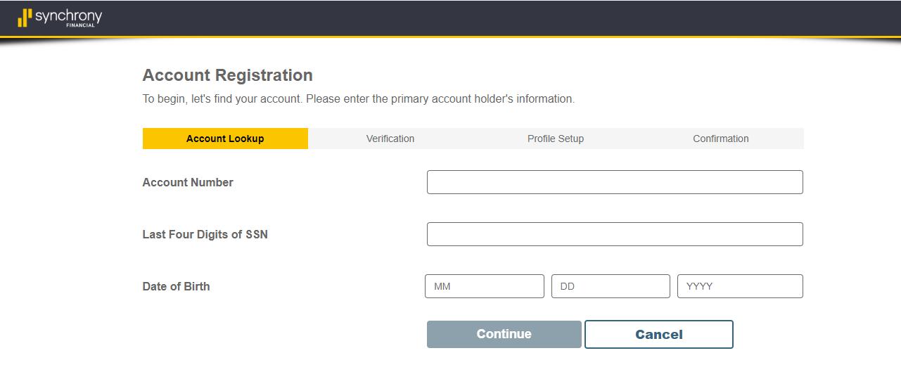 abc warehouse card registration