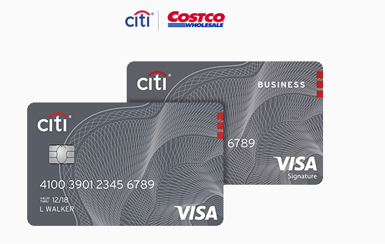 Costco Anywhere Visa® Cards By Citi Costco