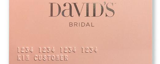 David s Bridal Credit Card