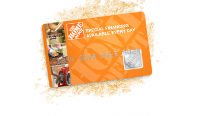Homedepot Credit Card