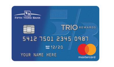 TRIO® Credit Card Fifth Third Bank