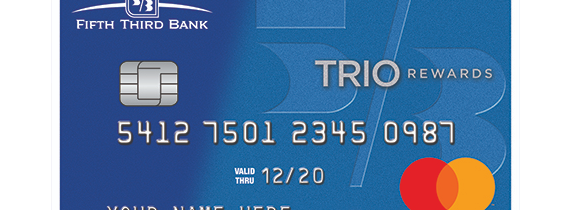 TRIO® Credit Card Fifth Third Bank