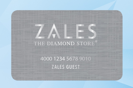zales credit card application