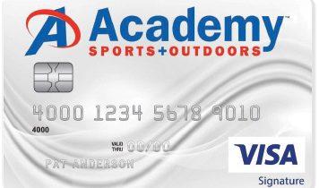 Academy Sports Credit Card