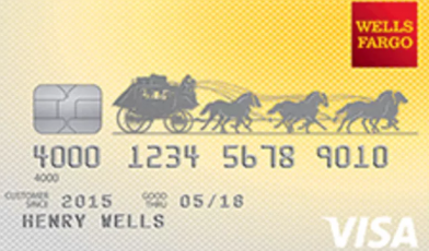 wells fargo credit card
