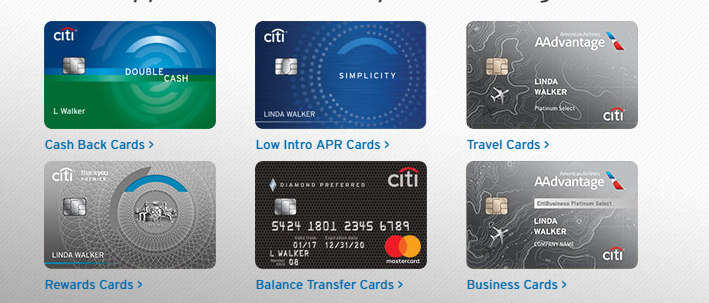 Credit Card Offers Account Login – Citi com