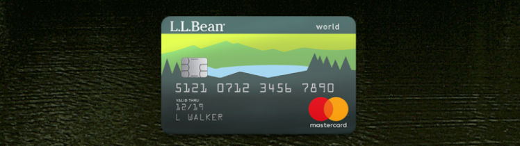 L L Bean Credit Card