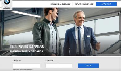 BMW Card Center
