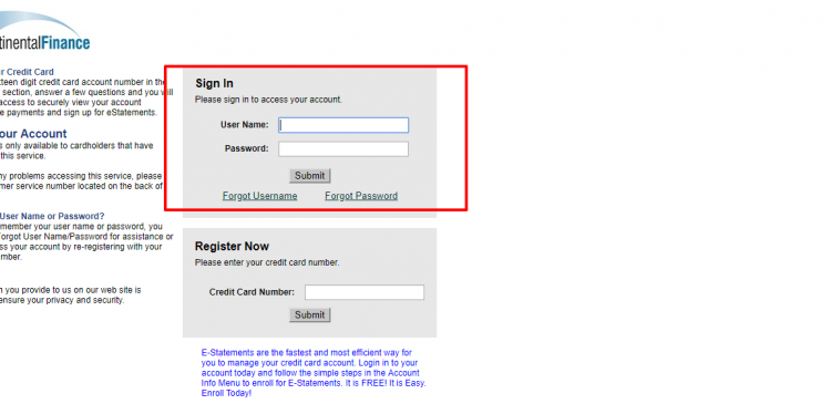 Citibank Secure Login >> www.ceruleancardinfo.com - Cerulean Credit Card Login ...
