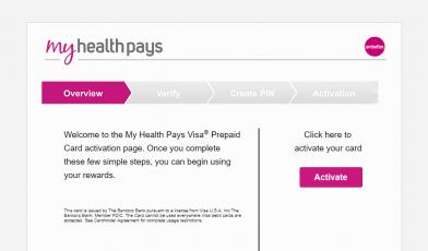 My Health Pays