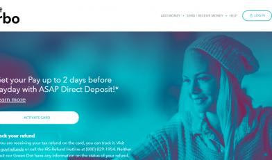 Tax Refund Prepaid Visa Card TurboTax Intuit