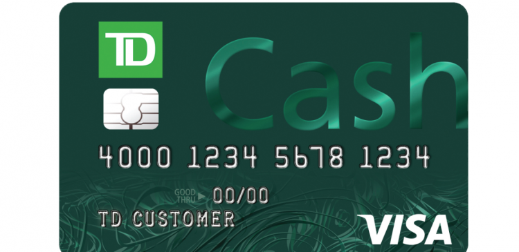 Td Credit Cards >> Www Tdbank Com Applynow6 Apply For Td Cash Credit Card