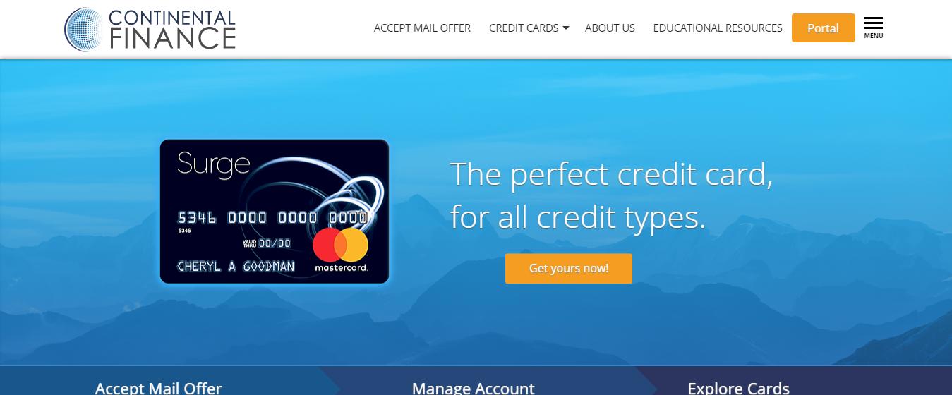 Citibank Secure Login >> www.surgecardinfo.com - Surge Mastercard Online Account Access - Credit Cards Login