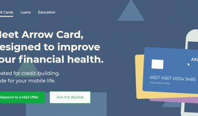 LendUp Arrow Credit Cards