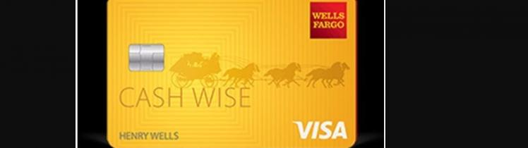 Wells Fargo Visa Card Application
