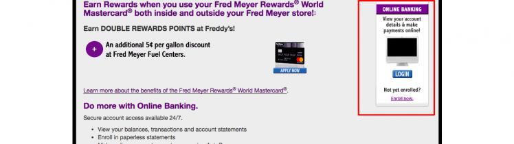 Fred Meyer Rewards