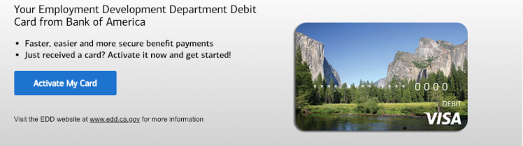 EDD Debit Card