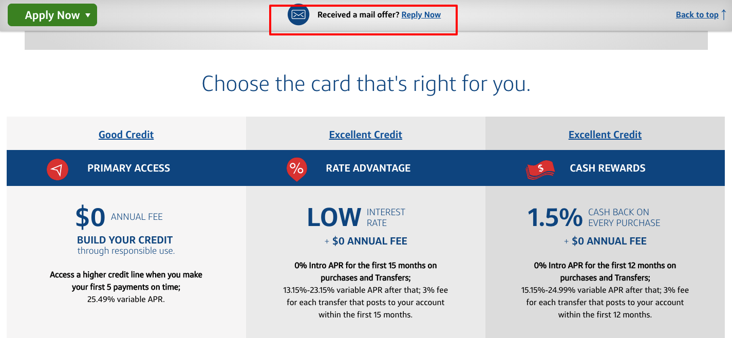 The Union Plus Credit Card from Capital One®