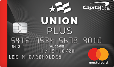 Union Plus card