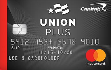 Union Plus card
