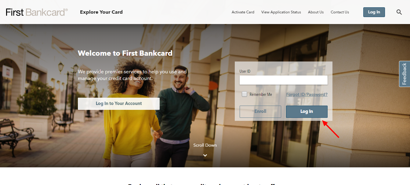 First Bankcard Premier credit cards for your favorite Brands