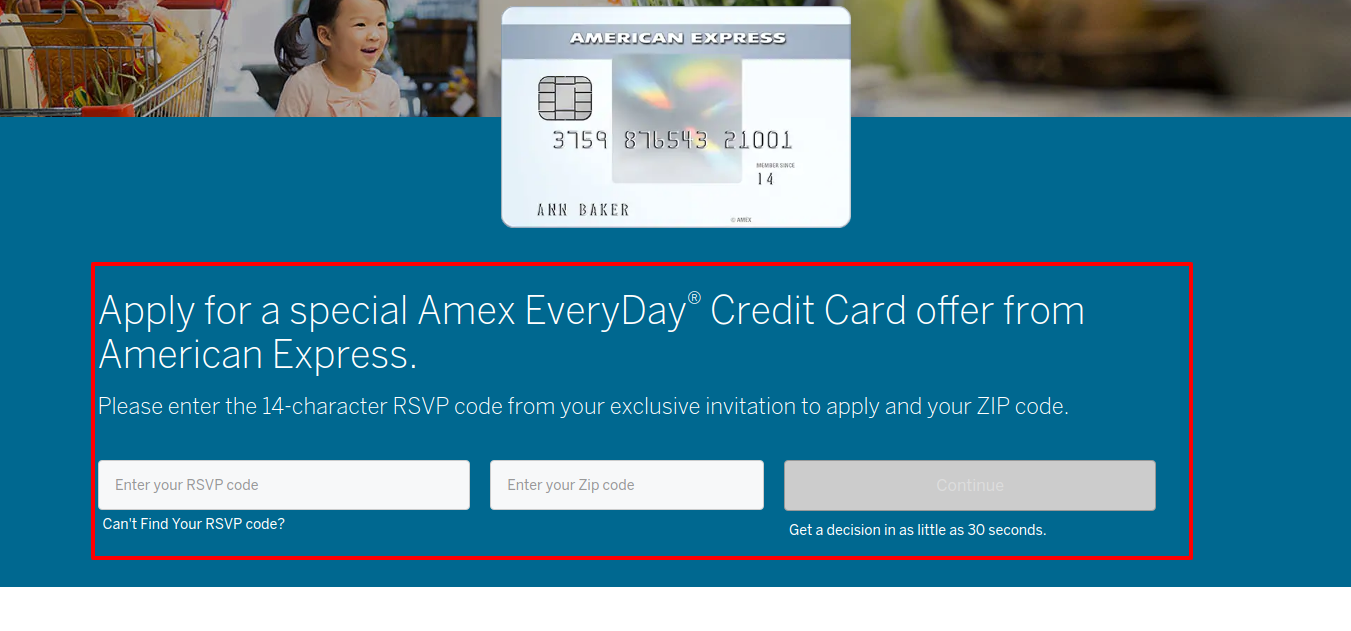American Express Credit Cards Apply