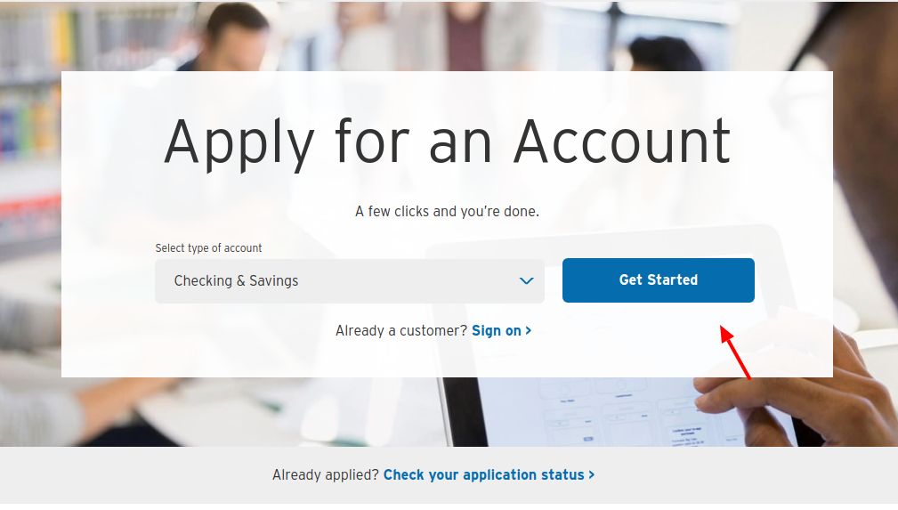 Open a Bank Account Online Citi
