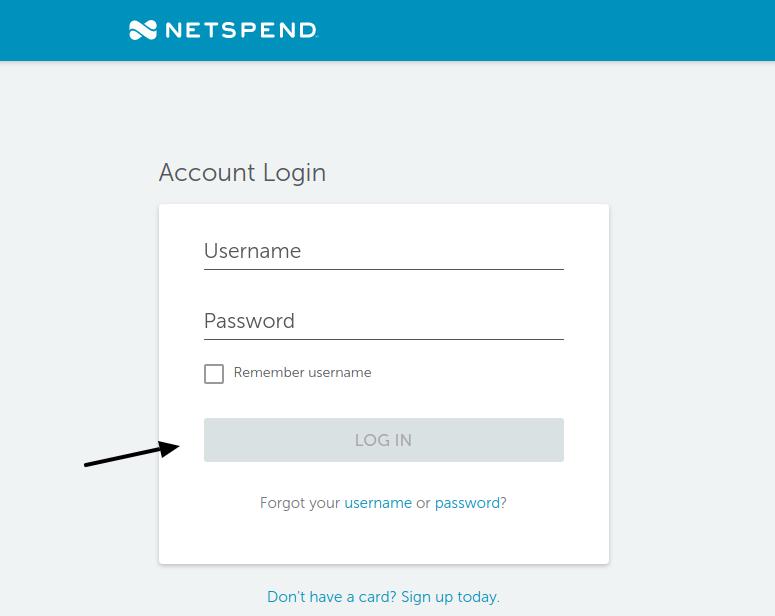 Netspend Prepaid Account Login