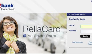 U.S. Bank ReliaCard Logo