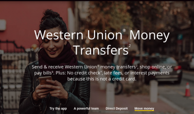 Western Union NetSpend Prepaid Card Logo