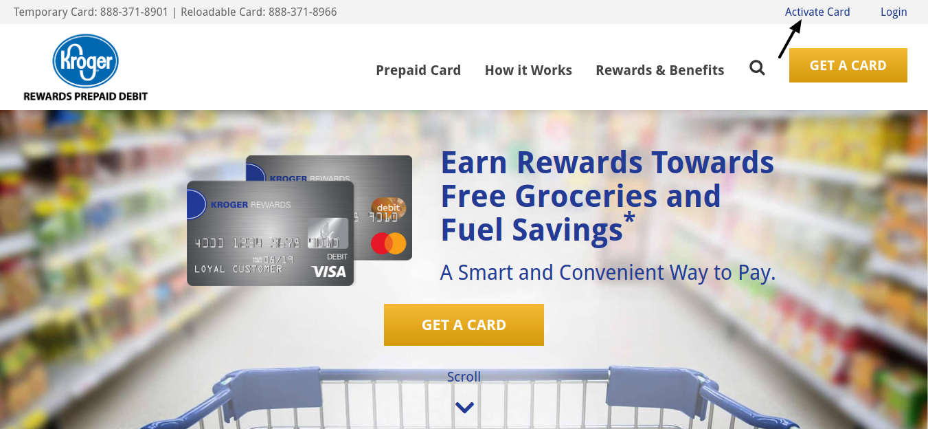Kroger-Prepaid-Debit-Card-Activate