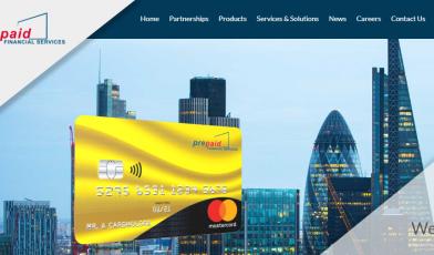 Prepaid Financial Services Logo