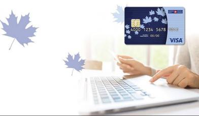 canada post prepaid card logo