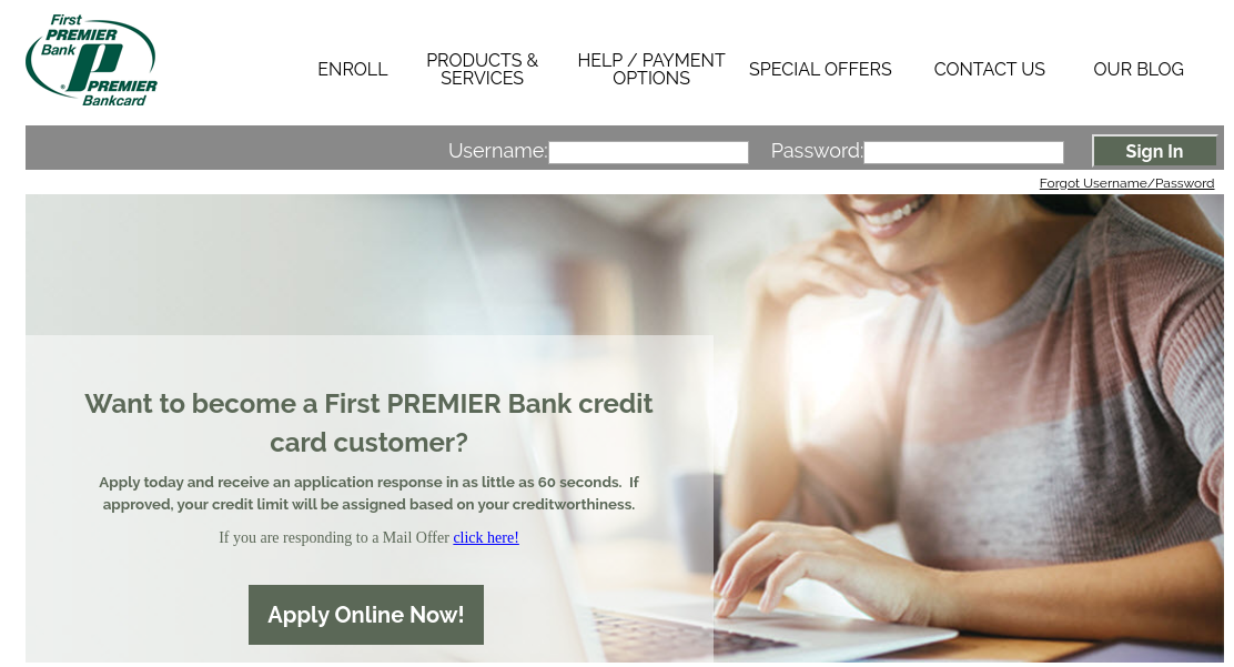 First Premier Bank Activate