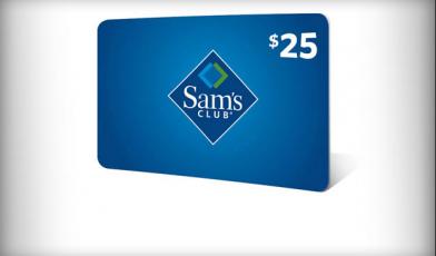 sams club gift card logo