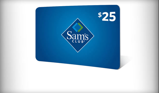 sams club gift card logo