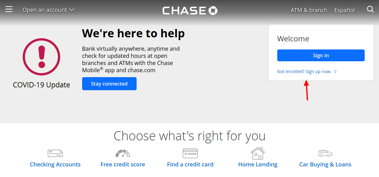 Chase Sapphire Preferred Card Sign Up