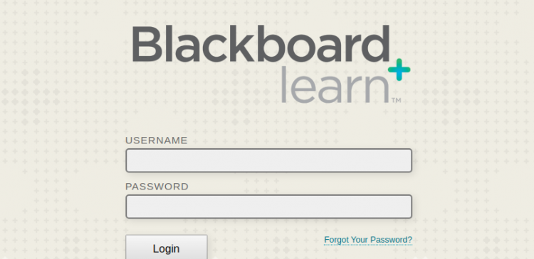 AWC Blackboard Learn Login