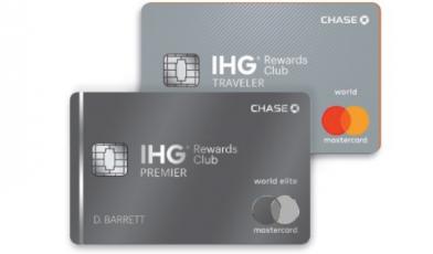 ihg card Logo