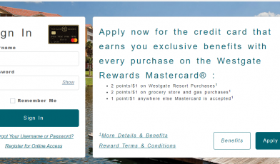 Westgate Rewards Mastercard Logo