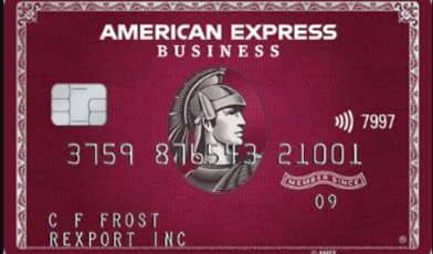 amex plum card logo