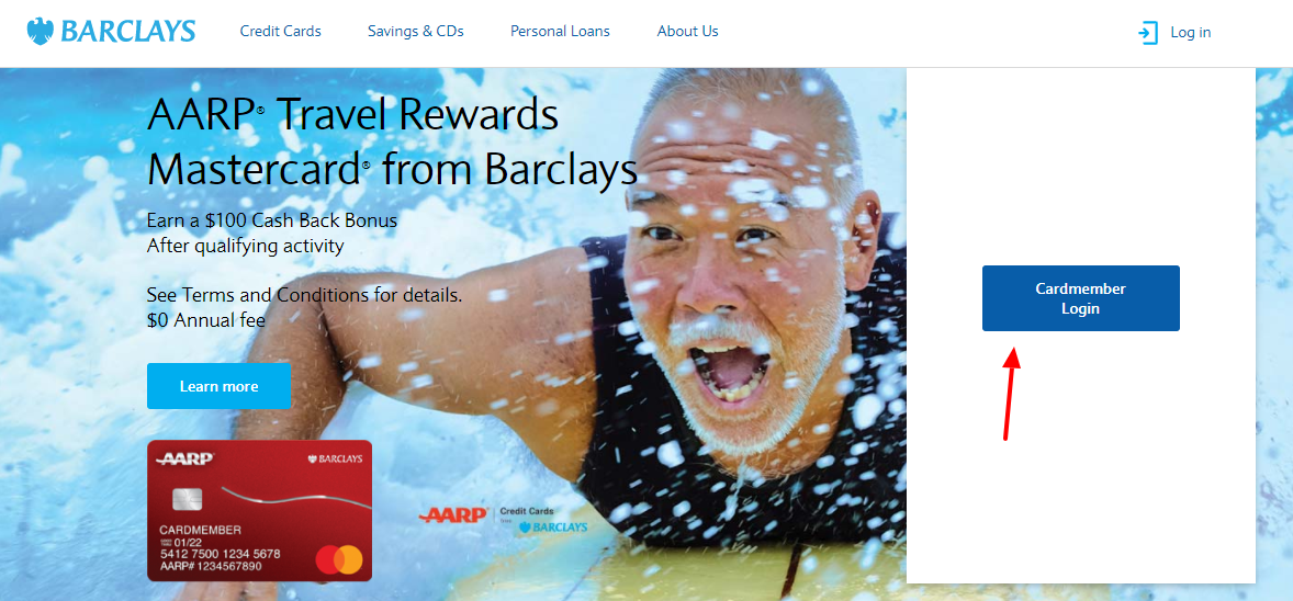 cards.barclaycardus.com - How to Access Aviator MasterCard Online
