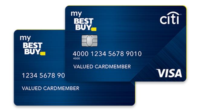 best buy credit card