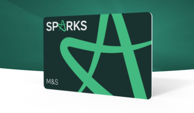 marks and spencer card